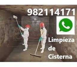 Limpieza de Tanque de Agua en Edificios en La Molina, Miraflores Lima