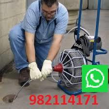 limpieza-mantenimiento-y-desatoro-de-desague-con-maquina-Los Olivos-San Martin de Porres