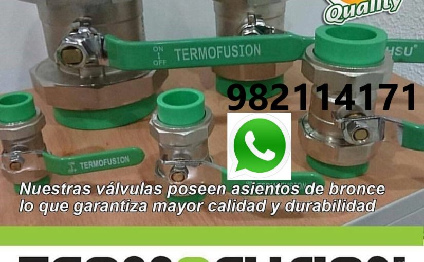 Termofusión Servicio de Instalación Tuberia HDPE en Surco