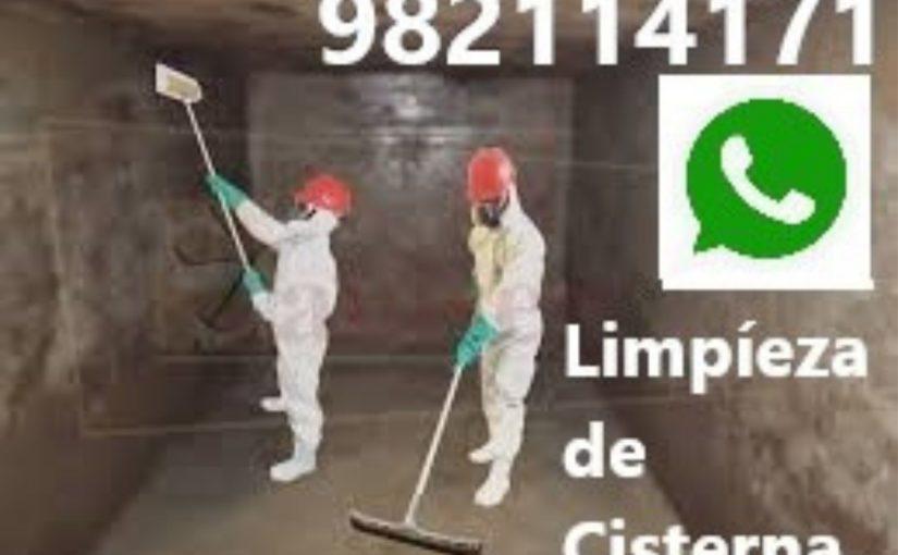 Limpieza de Cisterna para Agua en La Victoria, Breña, Lima, Callao