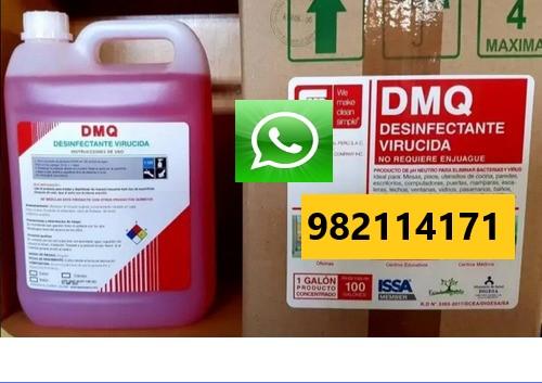 ( ( ( AMONIO CUATERNARIO) ) )🥇 DMQ Desinfectante Covid-19 en Lima